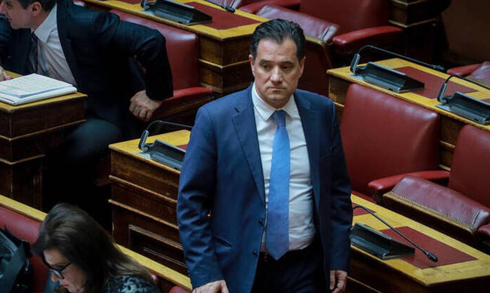 Άδωνις Γεωργιάδης: «Χρωστάμε πολλά σε Παύλο και Θανάση Γιαννακόπουλο»