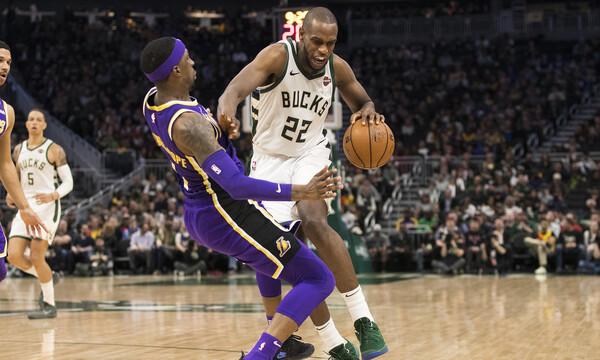 NBA: Νίκη και χωρίς Γιάννη οι Μπακς (video)