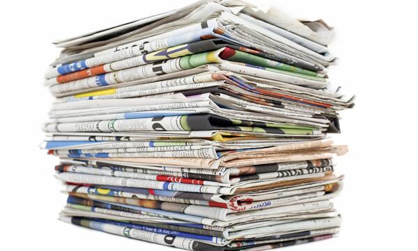 Τα πρωτοσέλιδα των αθλητικών εφημερίδων 20/03 (video)