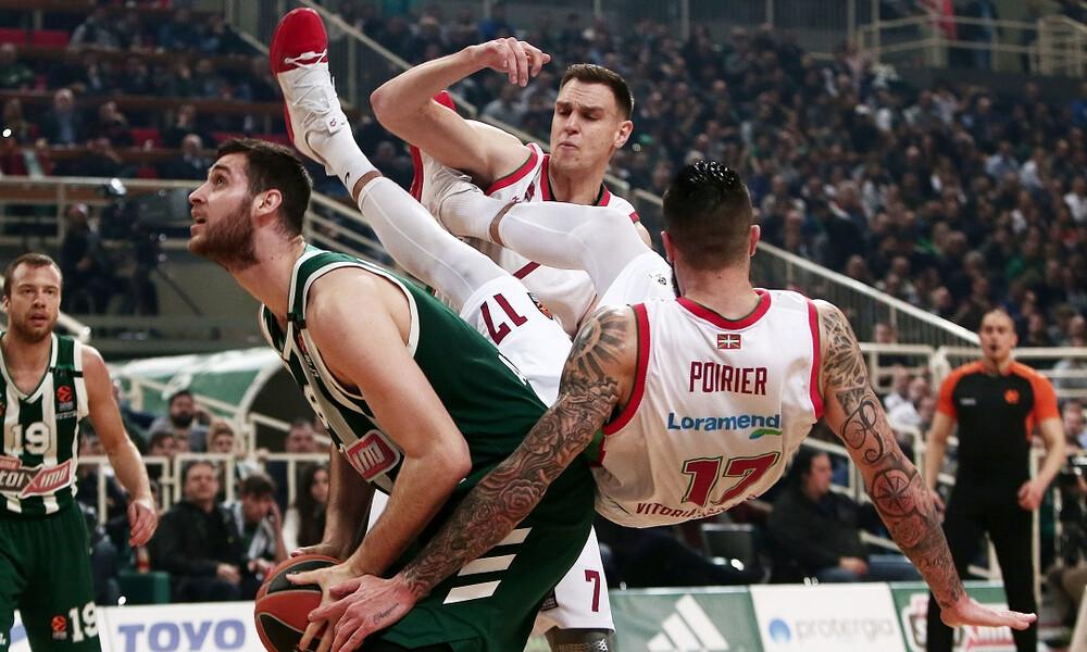 Η βαθμολογία της Euroleague: Δίνει μεγάλη μάχη ο Παναθηναϊκός ΟΠΑΠ (photo)