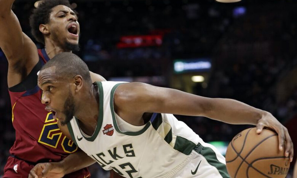 NBA: No Giannis, no party για τους Μπακς (video+photos)