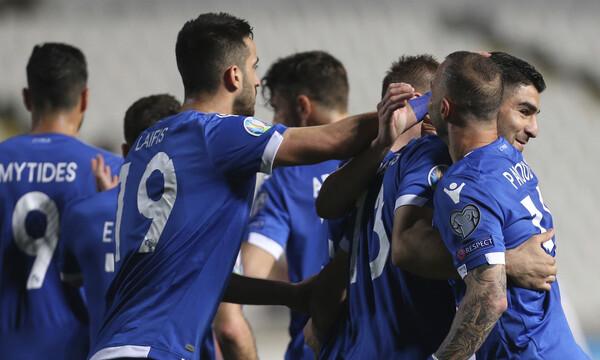 Προκριματικά EURO 2020: Με «περίπατο» η Κύπρος (video)