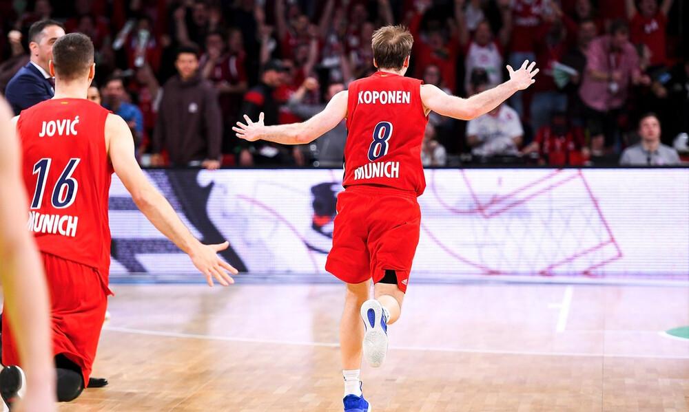 Euroleague: Έτσι «σκότωσε» την Μπαρτσελόνα ο Κοπόνεν (video+photos)