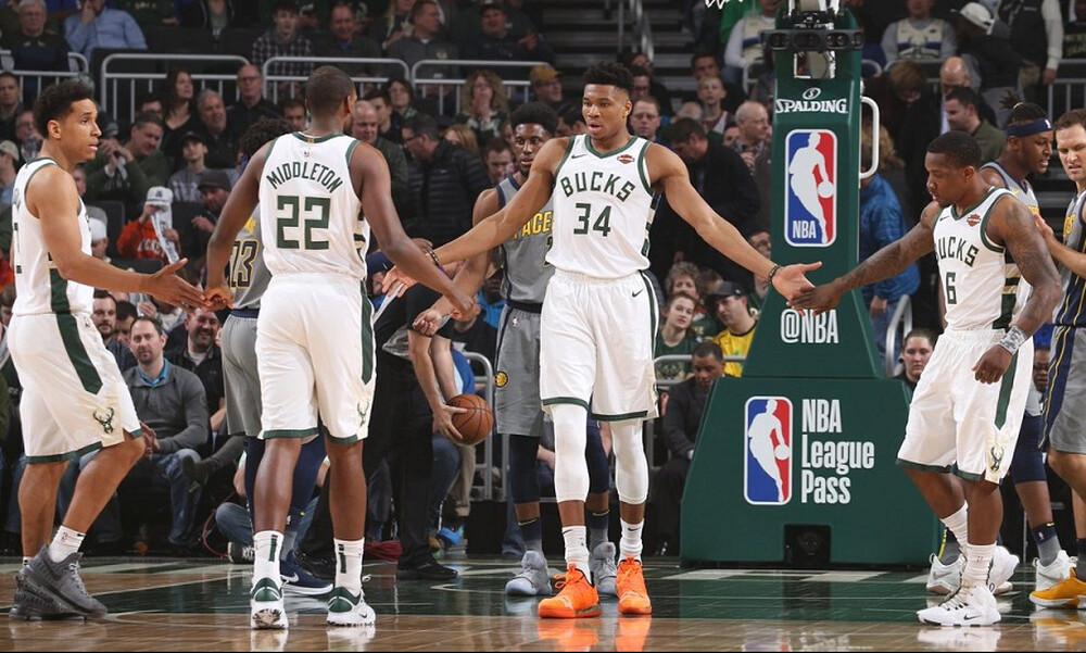 NBA: Κατέκτησαν την πρώτη κορυφή οι Μπακς (video+photos)