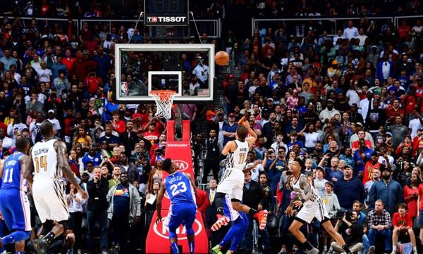 NBA: Εκπληκτικός Γιάνγκ στην κορυφή! (video)