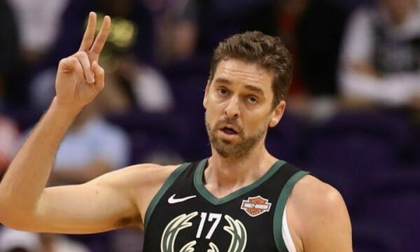 NBA: Χάνουν και Γκασόλ οι Μπακς (photos)