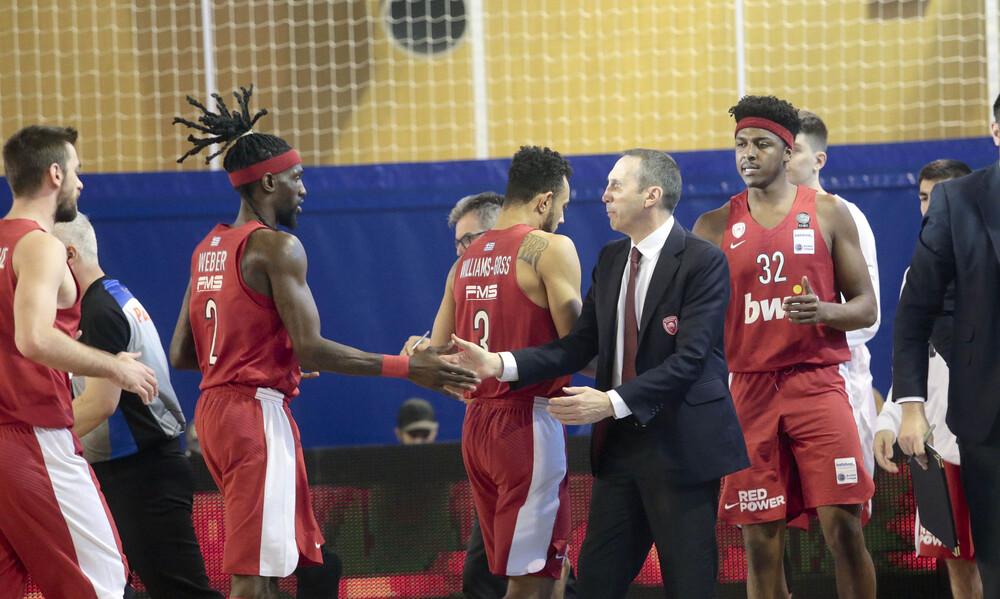 Βasket League: Η βαθμολογία μετά τη νίκη του Ολυμπιακού (photo)