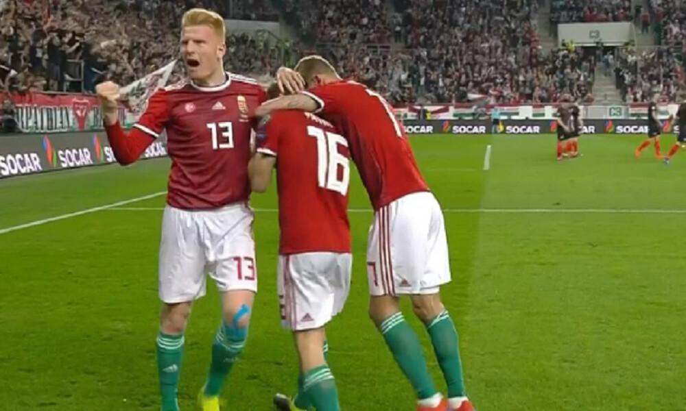 Προκριματικά EURO 2020: Ήττα-σοκ για Κροατία στη Βουδαπέστη, ο Ζάχαβι διέλυσε την Αυστρία!