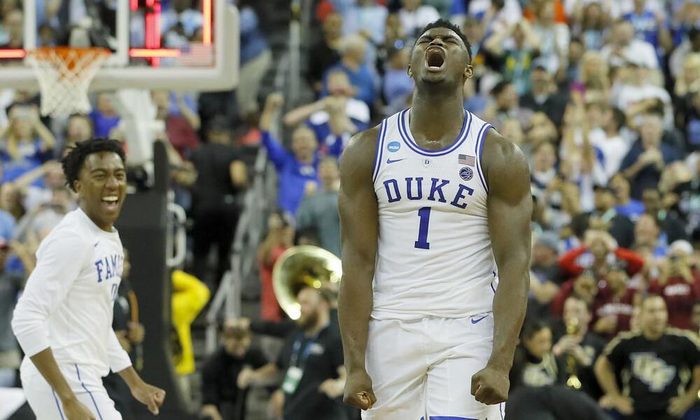 NCAA: Φοβερή πρόκριση για Duke (video+photos)