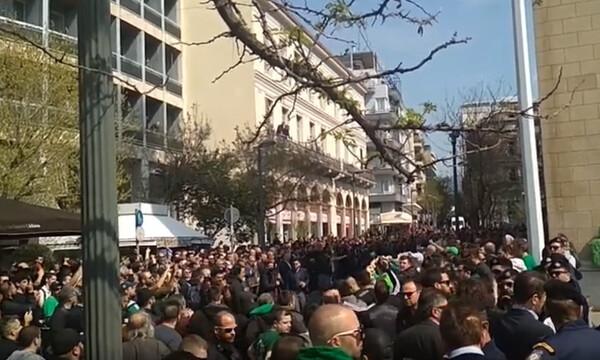 Θύρα 13: «Θανάσης Γιαννακόπουλος, Παναθηναϊκός!» (videos)
