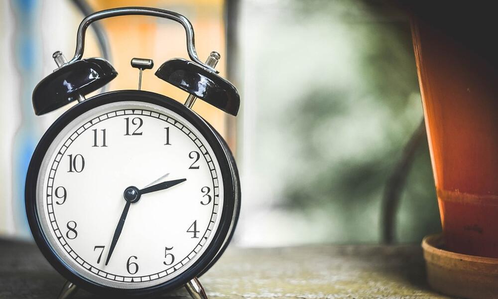 Αλλαγή ώρας ΤΕΛΟΣ: Υπερψηφίστηκε η κατάργησή της στο Ευρωκοινοβούλιο
