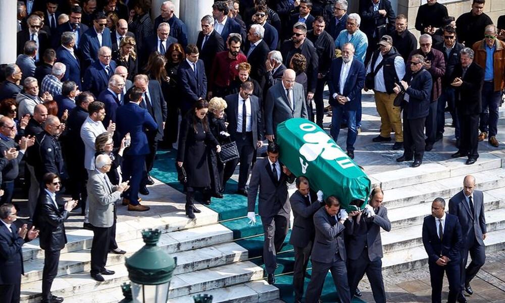 Παναθηναϊκός: «Αντίο αγαπημένε μας Θανάση…»
