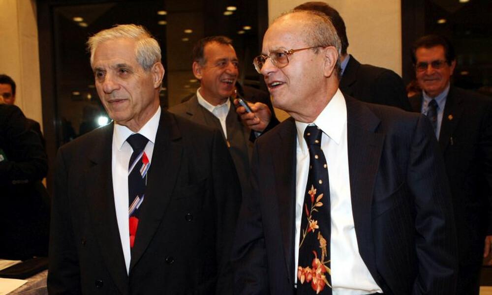 Παύλος και Θανάσης Γιαννακόπουλος, οι φύλακες άγγελοι του Παναθηναϊκού (photo)