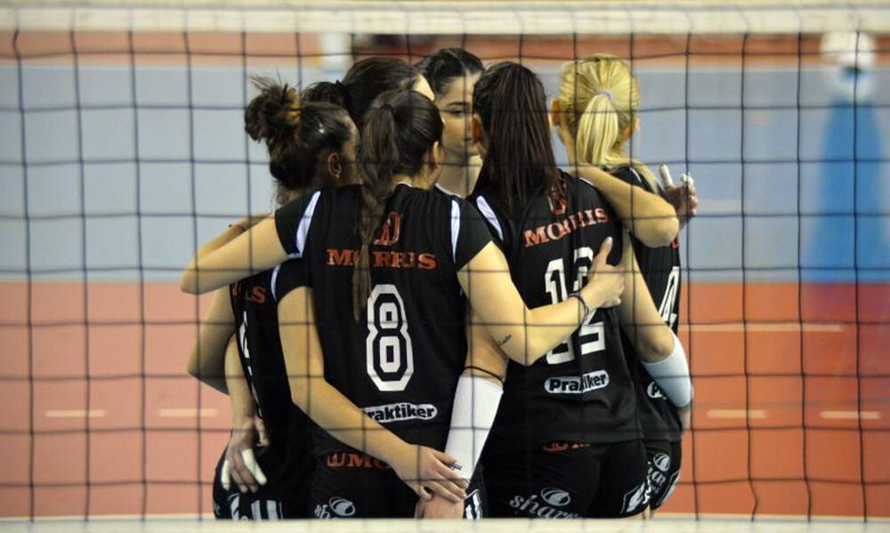 ΠΑΟΚ: Μια… ανάσα από την άνοδο στη Volleyleague Γυναικών