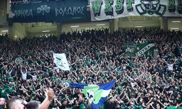 Παναθηναϊκός ΟΠΑΠ – Ρεάλ Μαδρίτης: «Πράσινη» λάβα και… παράνοια στο ΟΑΚΑ (videos+photos)