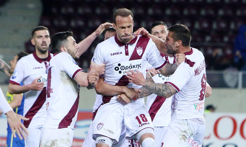 ΑΕΛ-Αστέρας Τρίπολης 2-1: Ξέμπλεξαν οι «βυσσινί» (photos)