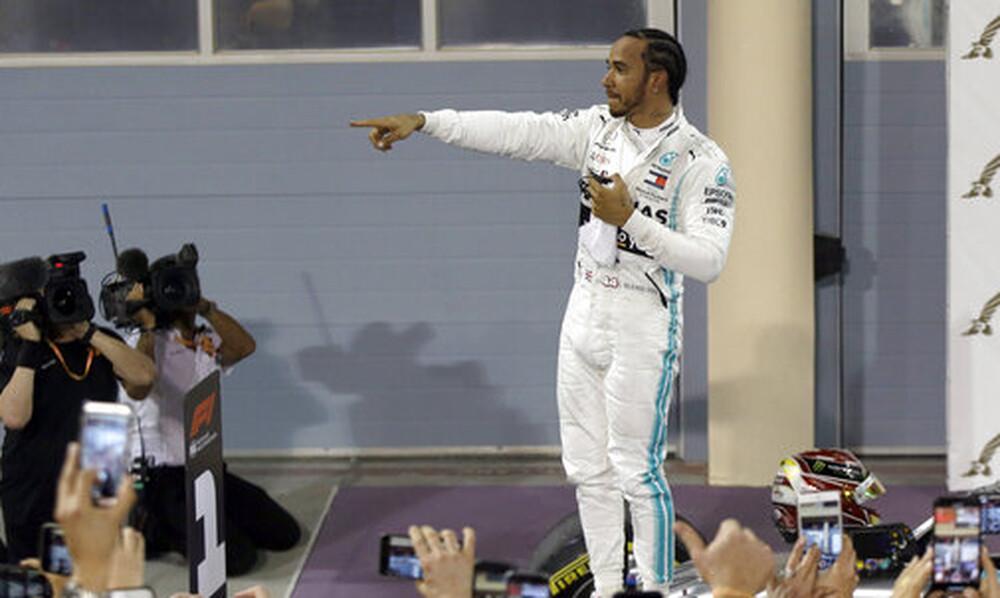 Formula 1: Με το δεξί ο Χάμιλτον