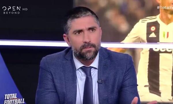 Κωνσταντίνου: «Πραγματικός αρχηγός ο Βιεϊρίνια» (videos)