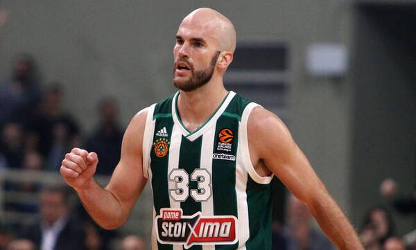 MVP του μήνα στην Ευρωλίγκα ο Νικ Καλάθης! (video)