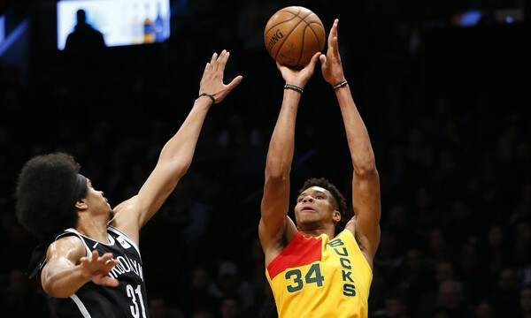 NBA: Επιστροφή με νίκη για Αντετοκούνμπο (video+photos)