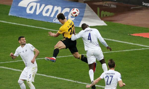 ΑΕΚ-Λαμία 2-0: «Πτήση» προς την κούπα!