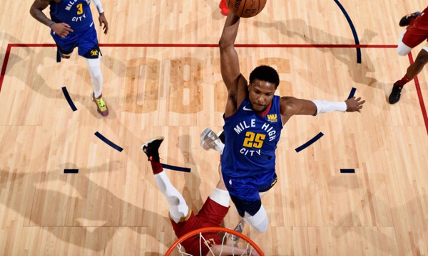 NBA: Top-10 με πτήσεις… από άλλον πλανήτη (video)