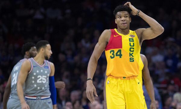 NBA: Γιάννης και στο Top-5! (video+photos)