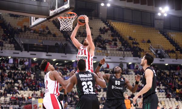 Ολυμπιακός-Νταρουσάφακα 99-74: Ξέσπασε για τον αποκλεισμό
