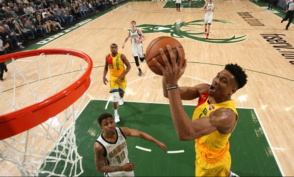 NBA: Μεγάλες στιγμές για Μπακς και Γιάννη (photos+video)