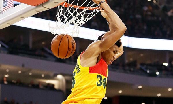 NBA: Γιάννης Λαμπρός και στο Top-10! (video+photos)