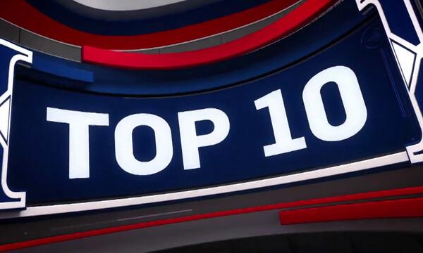 NBA Top 10: Γουέιντ και Νοβίτζκι έχουν το μερίδιό τους (vid)
