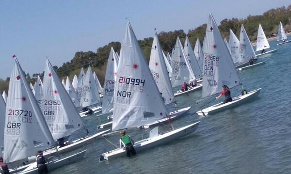 Στην Πρώτη 10άδα δυο ελληνικά σκάφη Youth στον ευρωπαϊκό πρωτάθλημα στη Μαγιόρκα