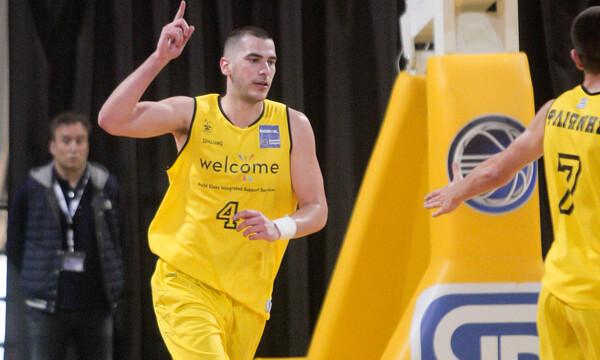 Basket League: MVP ο Μποχωρίδης