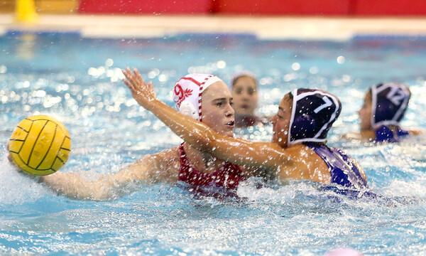Α1 πόλο γυναικών: Νίκη γοήτρου για τον Ολυμπιακό, με πλεονέκτημα στα πλέι άουτ η Λάρισα