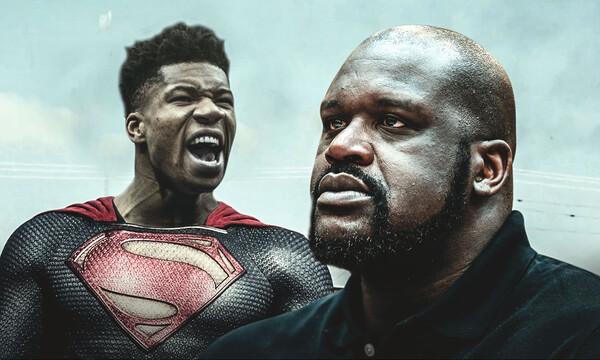 NBA: Αποθέωσε Γιάννη ο Σακίλ