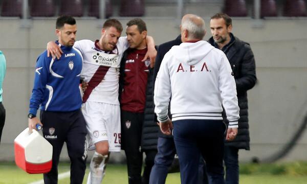 ΑΕΛ: Χάνει Μπέρτο, καμία ανησυχία για Γκοΐκοβιτς