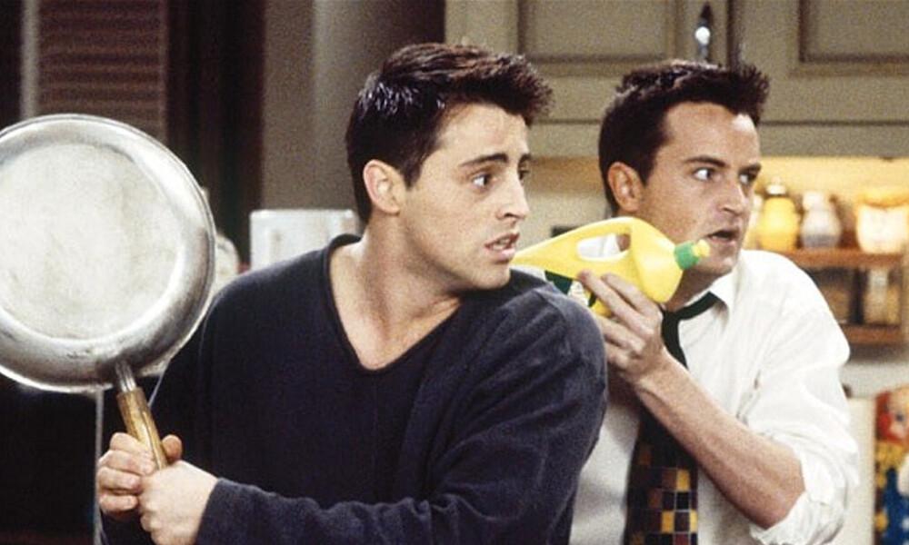 Αυτοί οι δύο θα έπαιζαν τους ρόλους των Joey και Chandler