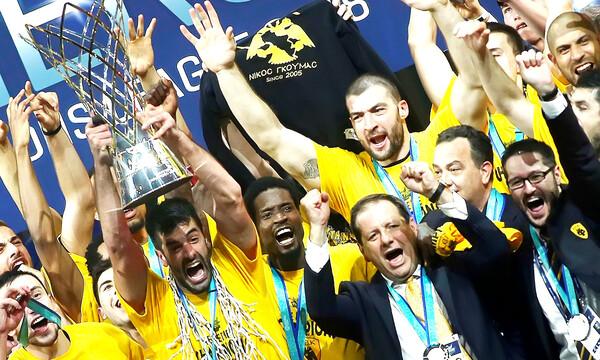 Το Final 4 του Basketball Champions League στο νέο «σπίτι» της ΑΕΚ!