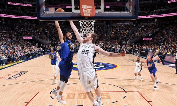 NBA: Μαγικό Top-10 (video)