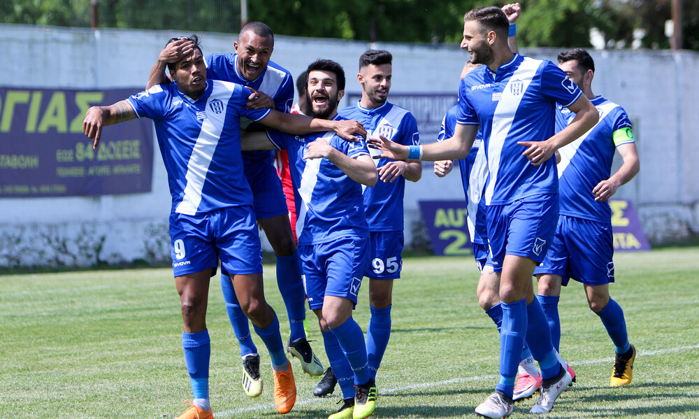 Football League: Προβάδισμα για μπαράζ με προσπέραση ο Απόλλων Λάρισας