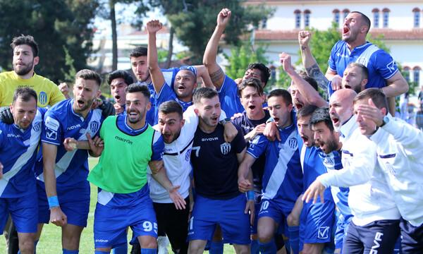 Απόλλων Λάρισας-Πλατανιάς: Τα highlights του αγώνα (video)
