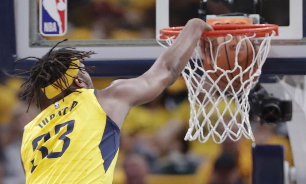 NBA: Απίστευτο κάρφωμα στην κορυφή του Top-5 (video)