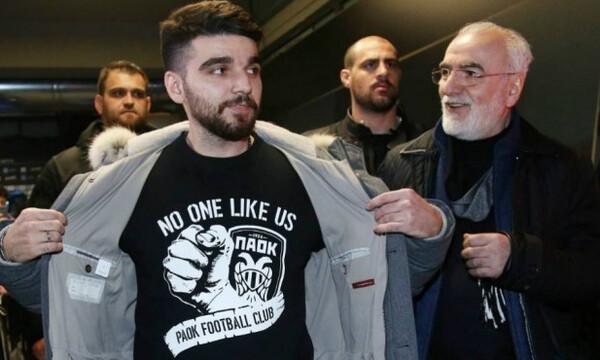 Σαββίδης για ΚΑΕ Ολυμπιακός: «Μην ξεχάσετε να πάρετε και την ΠΑΕ»! (photo)