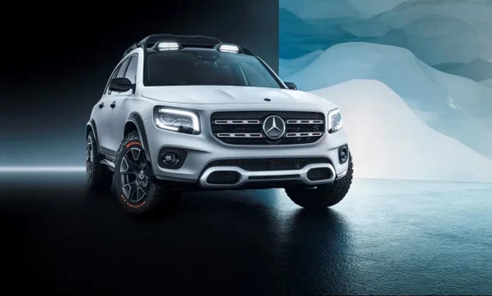 Το GLB της Mercedes θυμίζει το G-Wagen στα καλύτερά του