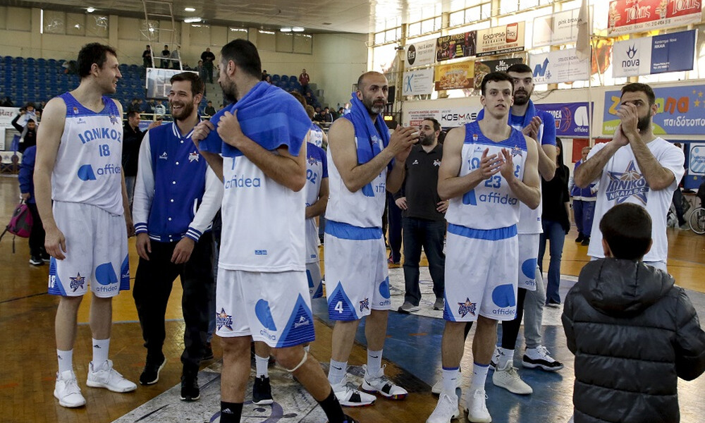 Α2 Ανδρών: Και μαθηματικά στην Basket League ο Ιωνικός