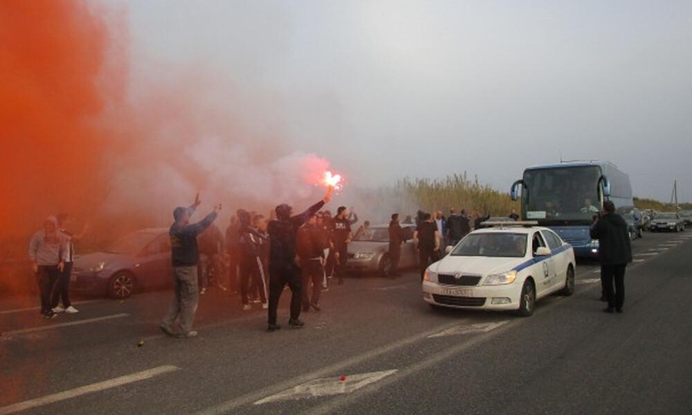 «Τρέλα» σε Καλαμάτα και Τρίπολη για τον Πρωταθλητή ΠΑΟΚ! (photos)