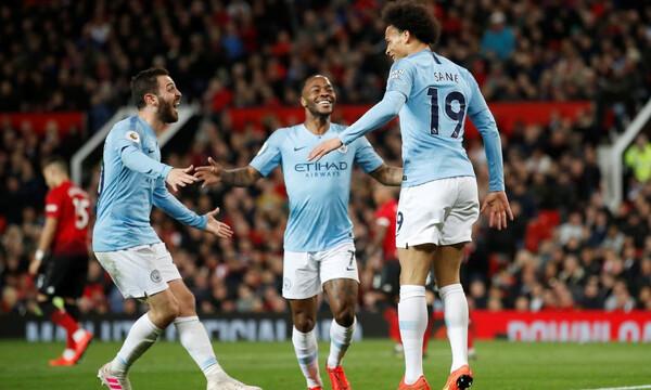 Ο Σανέ «κλειδώνει» τη νίκη στο ντέρμπι και την… Premier League (video)