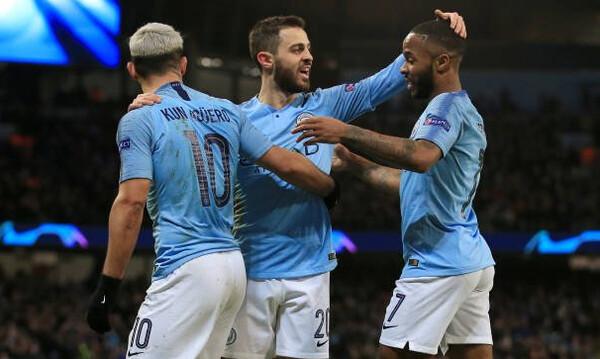 Το Μάντσεστερ και η… Premier League είναι μπλε! (videos+photos)