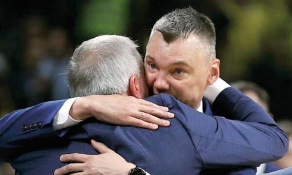 Ομπράντοβιτς: «Συγχαρητήρια σε Ζαλγκίρις και Σάρας» (video)