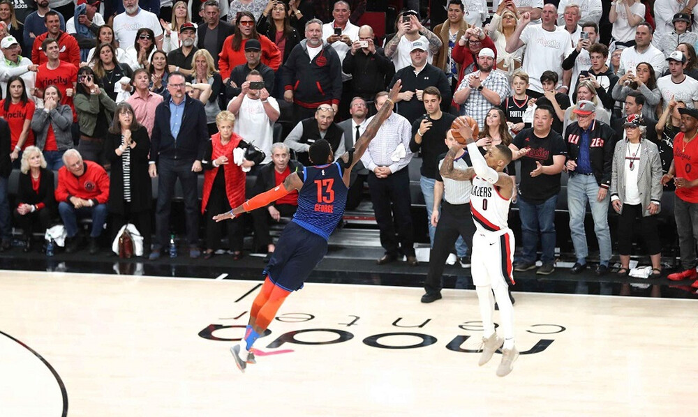 NBA: Τα καλύτερα των play offs με Λίλαρντ και Giannis (video)